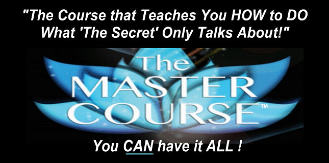 The MASTER COURSE™